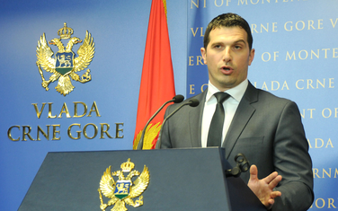 Ministar sporta Nikola Janović