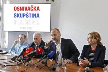 Saša Janković, Slobodni građani Srbije