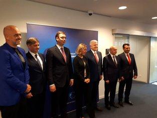 Premijeri država Zapadnog Balkana, Federika Mogerini