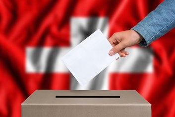 Švajcarska, glasanje