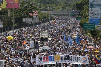 protest Karakas