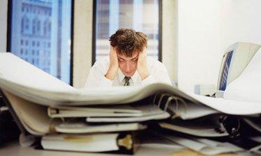 depresija zbog stresa na poslu