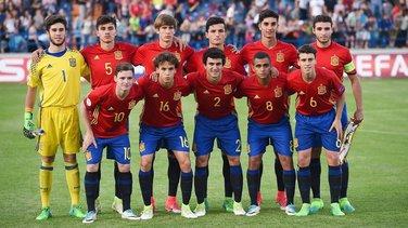 Kadetska reprezentacija Španije