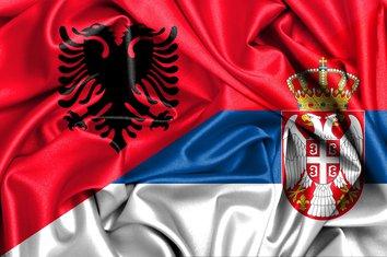 Albanija, Srbija