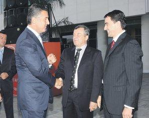 Milo Đukanović, Veselin Vukotić, Tomislav Čelebić
