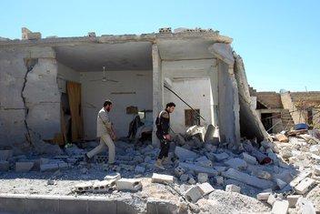 Sirija, napad