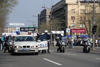 Srpska policija