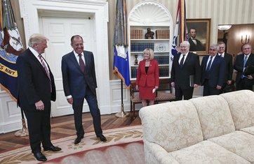 Sergej Lavrov, Donald Tramp