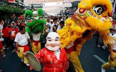Sa proslave u Bangkoku