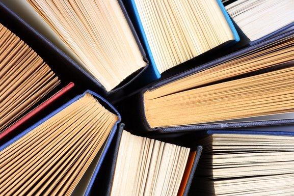 Knjige (Ilustracija)