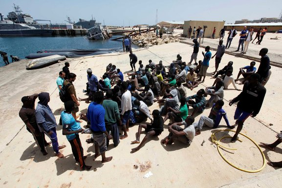 migranti Libija