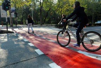 Podgorica, biciklo, šetnja