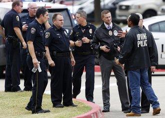 policija Teksas
