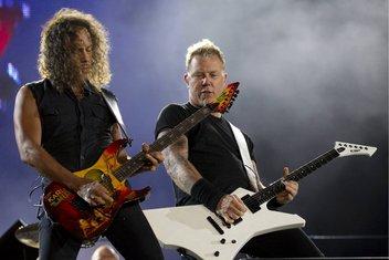 Rock in Rio, Metallica
