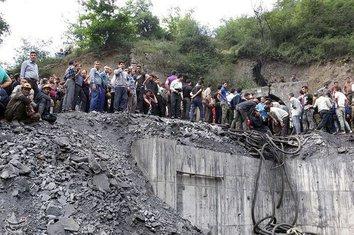 Iran, rudnik