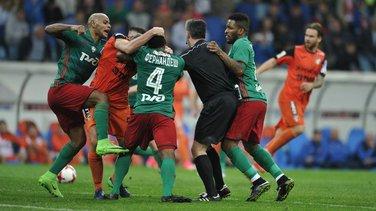 Tuča Rusija Lokomotiva