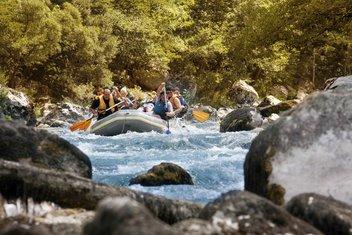 rafting, Tara