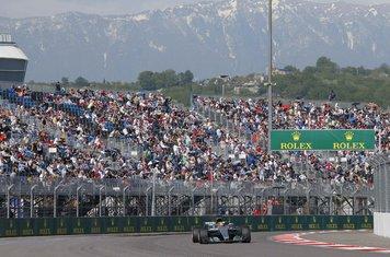 F1 Soči