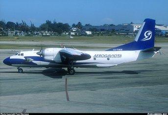 Kuba avion