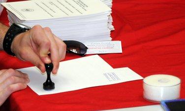 izbori, glasanje