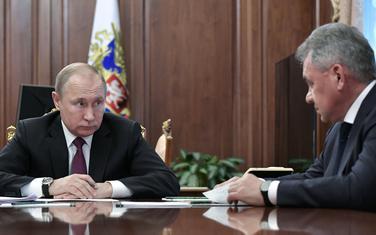 Putin i Šojgu