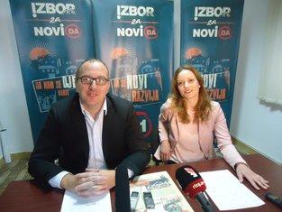 Nikša Grgurević, Nataša Martić