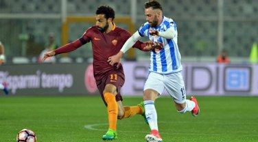 Mohamed Salah Peskara - Roma