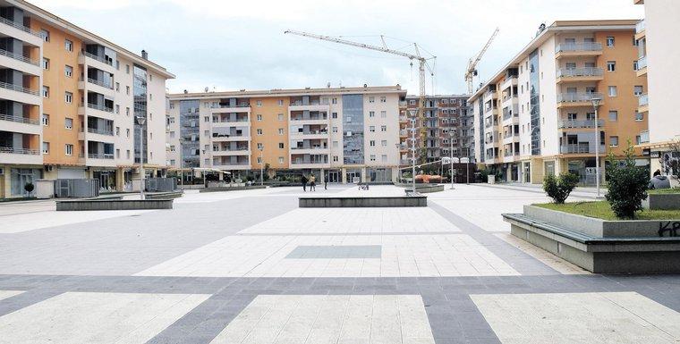 Siti kvart, Podgorica