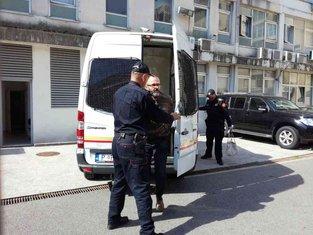 slučaj Boksiti hapšenja, Vladan Dubljević