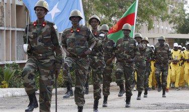Somalija vojnici