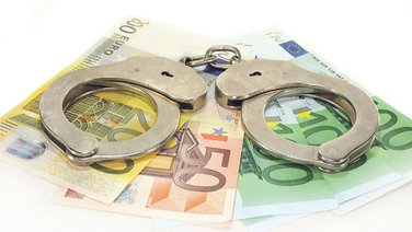 Novac, euro, prevara, hapšenje
