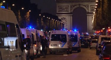 Pariz, pucnjava