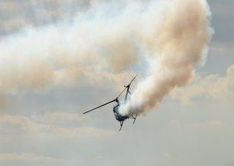 Helikopter, nesreća