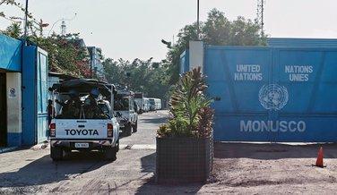 Ujedinjene nacije Kongo