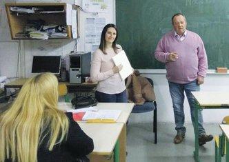 Nadine Isić, Vicko Paladin
