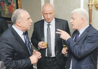 Ivica Stanković, Milivoje Katnić, Duško Marković