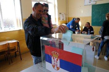 izbori Srbija