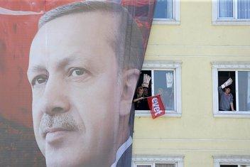 Redžep Tajip Erdogan, Turska referendum