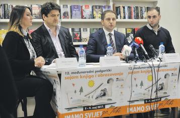 Damir Šehović, Predrag Popović, Danilo Uljarević