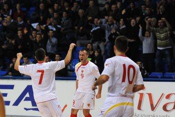 Futsal reprezentacija Crne Gore