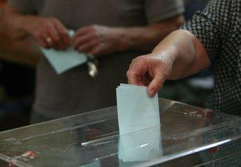 Srbija, izbori, glasanje