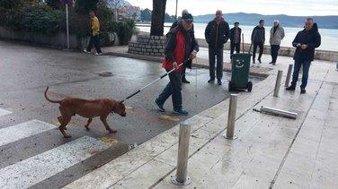 pas napad Tivat