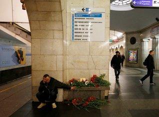 metro, Sankt Peterburg