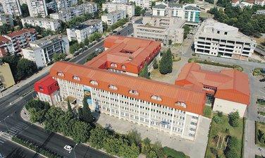 Ekonomski fakultet, Pravni fakultet