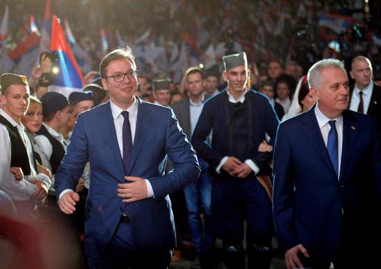 Aleksandar Vučić, Tomislav Nikolić
