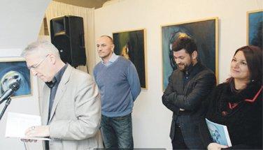 Goran Ćetković, izložba Beograd