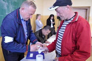 Izbori, glasanje, Kosovo
