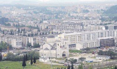 Podgorica grad