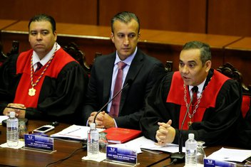 Venecuela, Ustavni sud