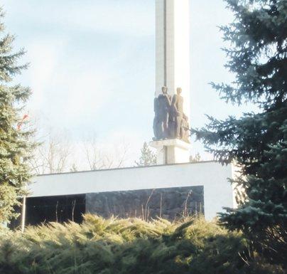 Spomenik na Stražici